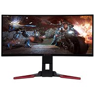"29.5"" Acer Z301CTbmiphzx Predator - LED monitor"
