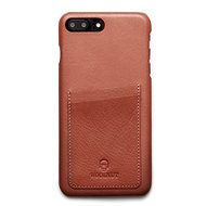 Woolnut Wallet Case na iPhone 7+/8+ Cognac