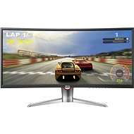 "35"" BenQ XR3501 Curved - LED monitor"