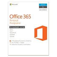 Microsoft Office 365 Personal predplatné - Elektronická licencia