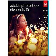 Adobe Photoshop Elements 15 CZ - Softvér