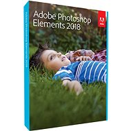 Adobe Photoshop Elements 2018 CZ