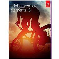 Adobe Premiere Elements 15 CZ - Softvér