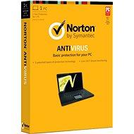 Symantec Norton Antivirus Basic 1.0 CZ, 1 užívateľ, 1 zariadenie, 12 mesiacov (elektronická licencia) - Antivírusový softvér