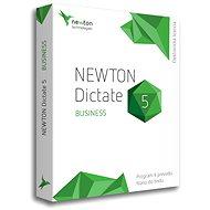NEWTON Dictate 5 Business CZ (elektronická licencia) - Elektronická licencia