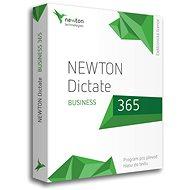 NEWTON Dictate Business 365 CZ (elektronická licencia) - Elektronická licencia