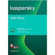 Kaspersky Anti-Virus 2017 pre 1 PC na 12 mesiacov (elektronická licencia) - Antivírusový softvér