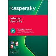 Kaspersky Internet Security multi-device 2018 obnova pre 1 zariadenie na 12 mesiacov (elektronická licen - Bezpečnostný softvér