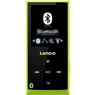 Lenco Xemio 760 8GB s bluetooth zelený - FLAC prehrávač