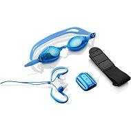 Lenco Xemio 1000 8 GB modrý - MP3 prehrávač
