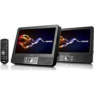 Lenco MES-403 - Prenosný DVD prehrávač