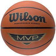 Wilson MVP Brown Size7 Basketball - Lopta