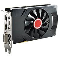 XFX Radeon RX 560 4GB Core Edition True OC Single Fan - Grafická karta