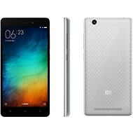 Xiaomi Redmi 3 16 GB sivý - Mobilný telefón