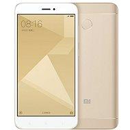 Xiaomi Redmi 4X LTE 32 GB Gold - Mobilný telefón