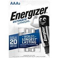 Energizer Ultimate Lithium AAA / 2 - Batéria