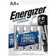 Energizer Ultimate Lithium AA/4 - Batéria