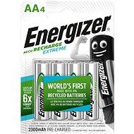 Energizer NiMH Extreme HR6 AA 2300 mAh/4 ks - Batéria