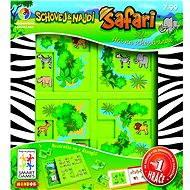 Smart – Safari - Spoločenská hra