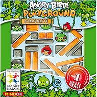 Smart Angry Birds - Stavenisko - Hra