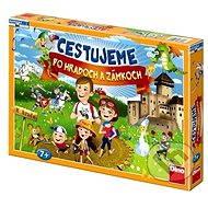 Cestujeme po hradoch a Zámkoch SK - Vedomostná hra
