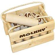 Drevené kolky Mölkky - Herná súprava
