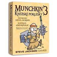 Munchkin 3. Rozšírená - Kňazské poklesky - Kartová hra