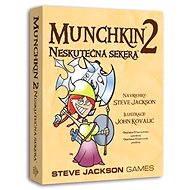 Munchkin 2. Rozšírená - Neskutočná sekera - Kartová hra