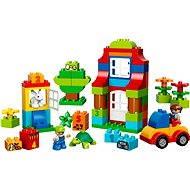 LEGO DUPLO 10580 Zábavný box Deluxe - Stavebnica