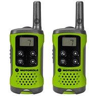 Motorola TLKR-T41 zelená - Vysielačky