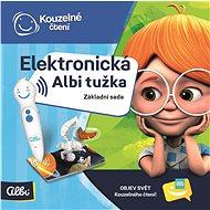 Kúzelné čítanie - Elektronická ceruzka - Vzdelávacia súprava
