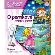 Kúzelné čítanie - Elektronická ceruzka s knihou Perníková chalúpka - Vzdelávacia súprava