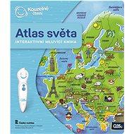Kúzelné čítanie - Atlas sveta - Kniha