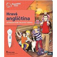 Kúzelné čítanie - Hravá angličtina - Kniha