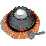 Gormiti CARTOON Morphogenesis vulkán s vajcom - Figúrka