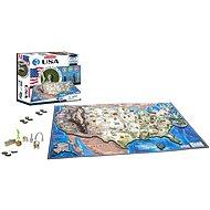 4D City - Puzzle USA - Puzzle