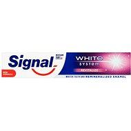 SIGNAL White System Revitalize 75 ml - Zubná pasta