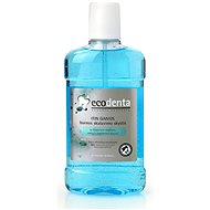 ECODENTA EXTRA Refreshing mouthwash with hyaluronic acid, mint and peppermint oil 500 ml