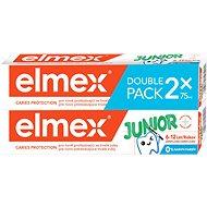 ELMEX Junior duopack 2 × 75 ml - Zubná pasta