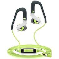 Sennheiser OCX 686G Sports zelená - Slúchadlá s mikrofónom