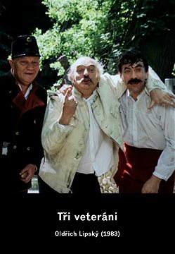 Tři veteráni