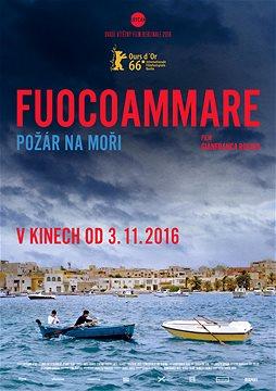Fuocoammare: Požár na moři