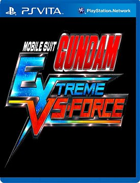 MOBILE SUIT GUNDAM EXTREME VS-FORCE - SK PS Vita Digital