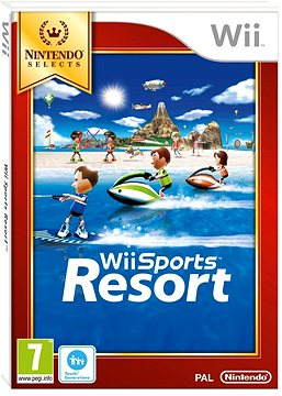 Nintendo Wii - Sports Resort Nintendo Select
