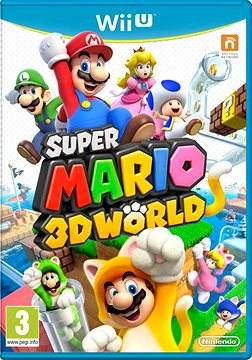 Nintendo Wii U - Super Mario 3D World