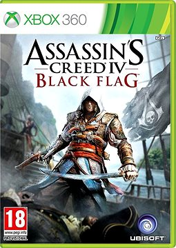 Xbox 360 - Assassin's Creed IV: Black Flag