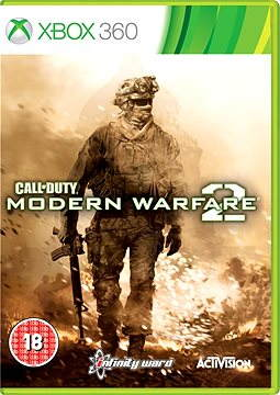 Xbox 360 - Call of Duty: Modern Warfare 2