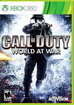 Xbox 360 - Call Of Duty 5: World At War