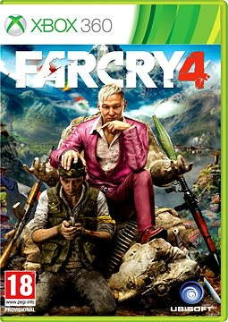 Xbox 360 - Far Cry 4 CZ