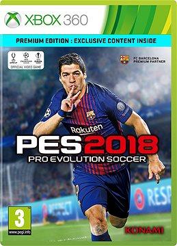 Pro Evolution Soccer 2018 Premium Edition - Xbox 360